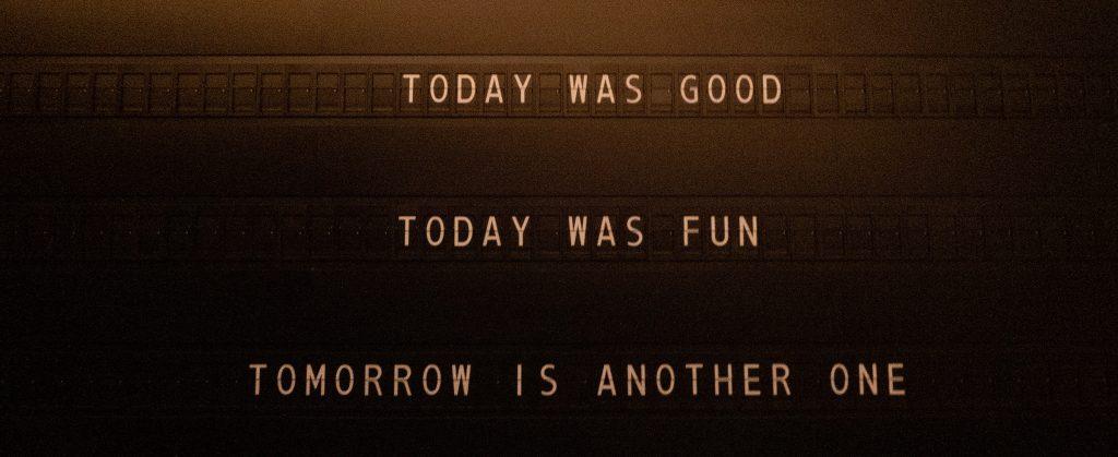 pensar de manera positiva