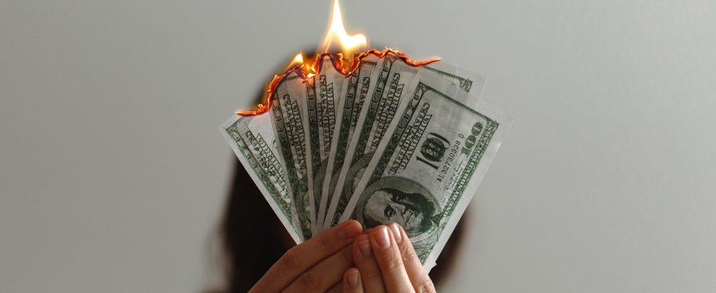 vida con bancarrota